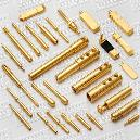 Brass Made Electric Male - Female Pins