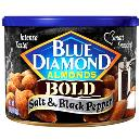 Salt and Pepper Flavoured Almond