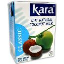 Tetra Packed Coconut Milk