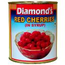 Canned Red Cherry Syrup