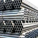 Non-Resistant Galvanized Pipes