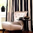 Home-Furnishing Fabric in Black & White Shade