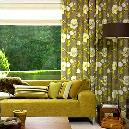 Floral Designed Home-Furnishing Fabric