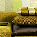 Colorful Strip Designed Home-Furnishing Fabric