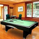 Billiard Tables with Durable Finish