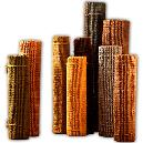 Handcrafted Rugs in Jute Material