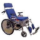 Rechargeable Battery based Attendant Wheelchair