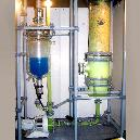 Reaction and Distillation Unit