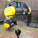 Wire Rope Hoists Designed in Modular Construction