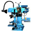 Horizontal-Vertical Combined Head Diamond Cut Faceting Machine