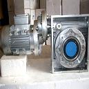 Flange type Helical Worm Gear Reducer