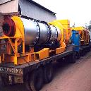 Asphalt Drum Mix Plant with AC Variable Speed Drive