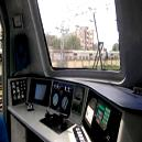 Drivers Consoles for Train Applications