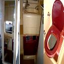 Composite Modular Toilets for Railway Passenger Coaches