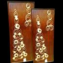 Hand Crafted Wooden Wall Hanging