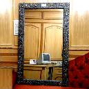 Hand Crafted Wooden Mirror Frame