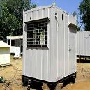 Light Weight Security Cabins
