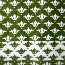 Floral Patterned Terry Fabric