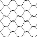 Galvanised Iron Made Chicken Mesh
