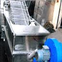 Three-Stage Stainless Steel Fruit Washer