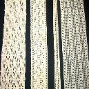 Cotton/ Polyester made Laces