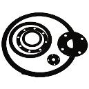 Compact Oil Resistant Rubber Gasket
