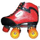 Hockey Skates with Reinforced Broad Toe