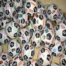 Inflatable Rubber Soccer Ball