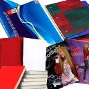 Student School Note Books & Writing Pads