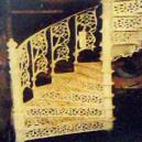 Cast Iron Spiral Stair Case