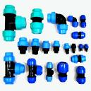 Detachable Industrial Compression Fittings