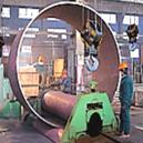 Rotary Kiln with Hydraulic Thrust Roller