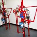 Pneumatic Fire Detection System