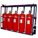 Portable Gas Suppression Systems