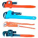 Hand Operated Industrial Pipe Wrench