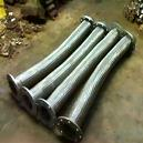 Flexible Bellow Hose with Stainless Steel Wire Braiding