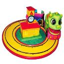 Battery Operated Amusement Park Baby Train
