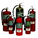 Water/Carbon Dioxide type Fire Extinguisher