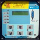 Programmable Numerical Single Pole Earth Fault Protection Relay