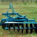 Agricultural Offset Disc Harrow