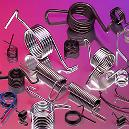 Square Wire Torsion/ Helical Springs