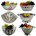 Stainless Steel made Fruit Basket