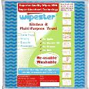 Re-Usable/ Washable/ Disposable Wipe