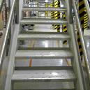 Stainless Steel Made Stairs