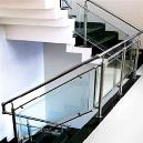 Stainless Steel Made Staircase