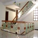 Glass Made Stair Case