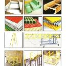 Fibre Reinforced Plastic Made Chemical Resistant Cable Tray