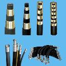 Rubber Hydraulic Hose Fittings