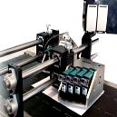 Inkjet Printer With Alphanumeric Code Printing Facility