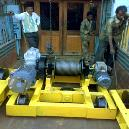Electrically Operated Crab Winch